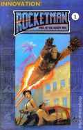 Rocketman King of the Rocketmen (1991 Innovation) 1