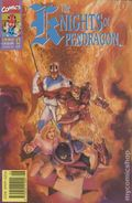 Knights of Pendragon (1990 1st Series) 12