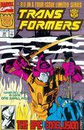 Transformers (1984 Marvel) 1st Printing 80