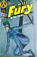 Miss Fury (1991 Adventure) 1
