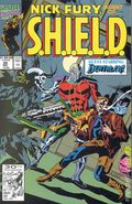 Nick Fury Agent of SHIELD (1989 3rd Series) 30