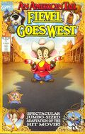 American Tail Fievel Goes West (1992) DLX