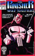 Punisher War Journal (1988 1st Series) 34