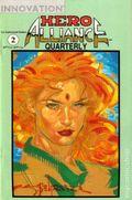 Hero Alliance Quarterly (1991) 2