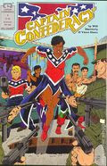 Captain Confederacy (1991 2nd Series) 4