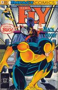 Fly (1991 Impact/DC) 4