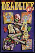 Deadline U.S.A. (1992 2nd Series) 1