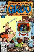 Groo the Wanderer (1985 Marvel) 84