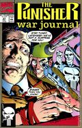 Punisher War Journal (1988 1st Series) 37