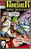 Punisher War Journal (1988 1st Series) 37