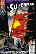Superman (1987 2nd Series) 75REP.2ND