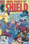 Nick Fury Agent of SHIELD (1989 3rd Series) 35