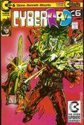CyberRad (1991 1st Series) 6