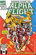 Alpha Flight (1983 1st Series) 109