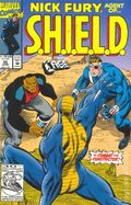 Nick Fury Agent of SHIELD (1989 3rd Series) 36