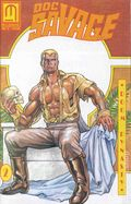 Doc Savage Doom Dynasty (1992 Millennium) 2