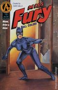 Miss Fury (1991 Adventure) 3