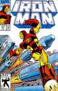 Iron Man (1968 1st Series) 277