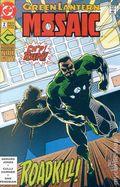 Green Lantern Mosaic (1992) 2