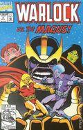 Warlock (1992 Marvel Limited Series) 3