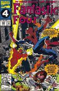 Fantastic Four (1961 1st Series) 362