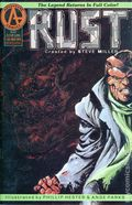 Rust (1992 Adventure Comics) 2