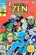 Zen Intergalactic Ninja (1992/09-12 Zen/Archie) 1