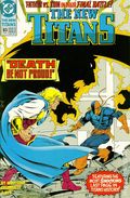 New Teen Titans (1984 2nd Series) New Titans 83