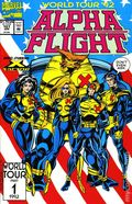 Alpha Flight (1983 1st Series) 107