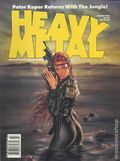 Heavy Metal Magazine (1977) Vol. 15 #7