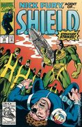 Nick Fury Agent of SHIELD (1989 3rd Series) 34
