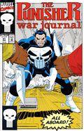 Punisher War Journal (1988 1st Series) 41