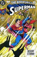 Adventures of Superman (1987) 490