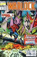 Warlock (1992 Marvel Limited Series) 5