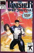 Punisher War Journal (1988 1st Series) 40