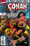 Conan the Usurper (1997) 1