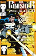 Punisher War Journal (1988 1st Series) 42