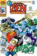 Zen Intergalactic Ninja (1992/05-08 Zen/Archie) 1