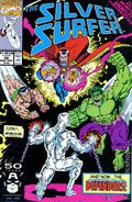 Silver Surfer (1987 2nd Series) 58