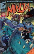 Ninja High School (1986 Antarctic/Eternity) 34
