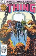 Thing (1983-1986 1st Series) 3