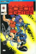 Magnus Robot Fighter (1991 Valiant) 15