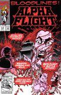 Alpha Flight (1983 1st Series) 114