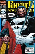Punisher War Journal (1988 1st Series) 43