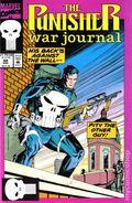 Punisher War Journal (1988 1st Series) 48
