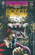 Predator vs. Magnus Robot Fighter (1992) 1