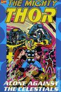 Thor Alone Against the Celestials TPB (1992 Marvel) 1-1ST