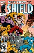 Nick Fury Agent of SHIELD (1989 3rd Series) 37