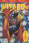 Wizard the Comics Magazine (1991) 11P