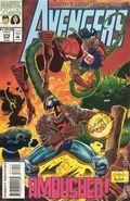 Avengers (1963 1st Series) 372